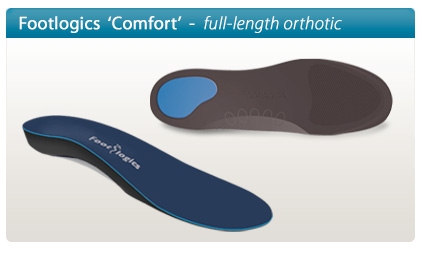 Footlogics Comfort orthotics
